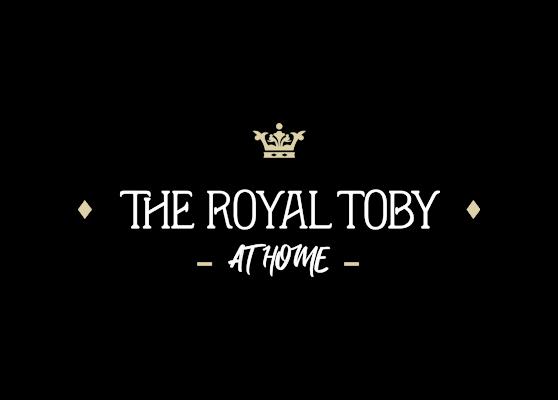 Royal Toby at Home